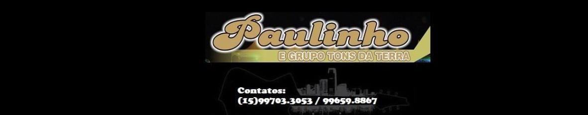 Imagem de capa de PAULINHO E GRUPO TONS DA TERRA