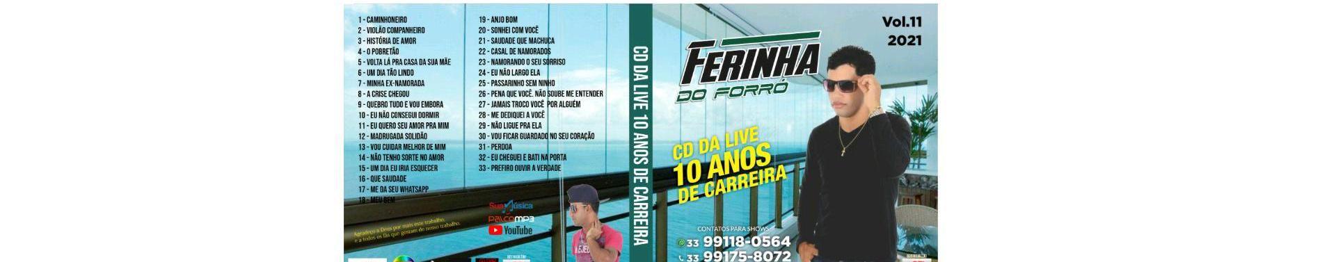 Imagem de capa de Ferinha do Forró