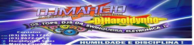 DJ Márcio & DJ Haroldynho Sales (OFICIAL)