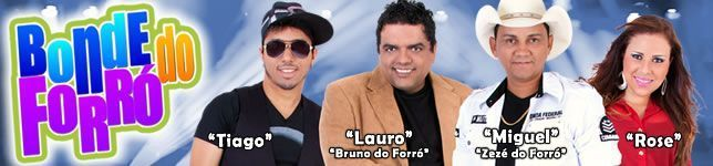 Bonde do Forró - Forró Sertanejo