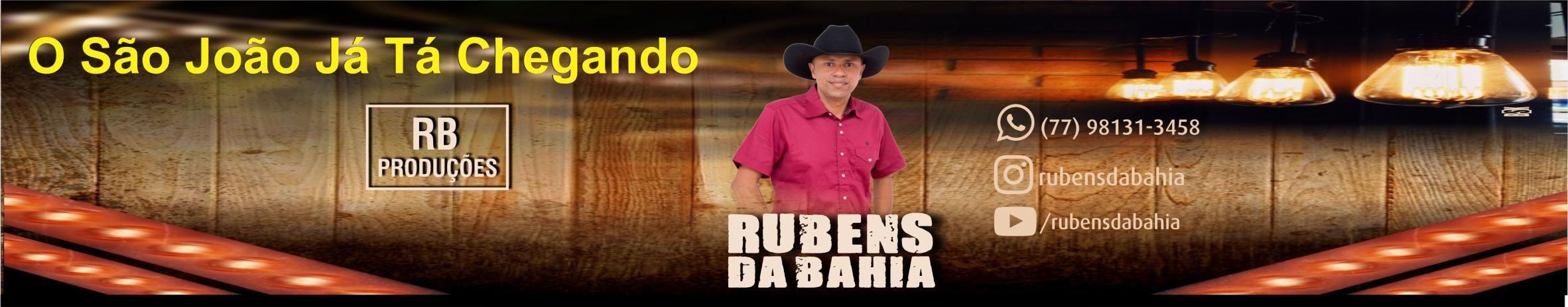 Imagem de capa de Rubens da Bahia em Rítmo de SãoJoão