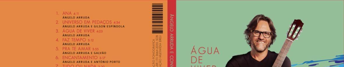 Imagem de capa de Ângelo Arruda