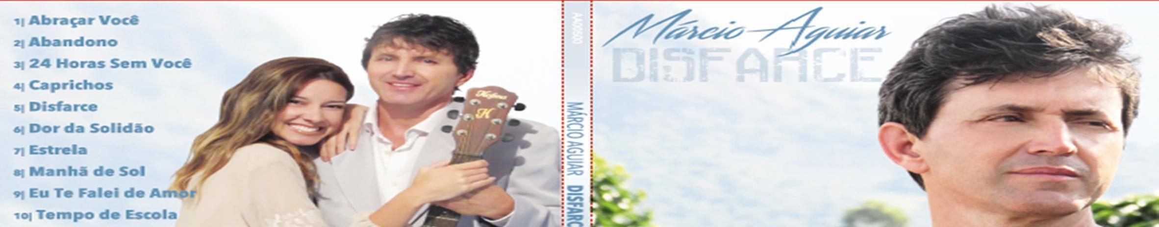Imagem de capa de Márcio Aguiar