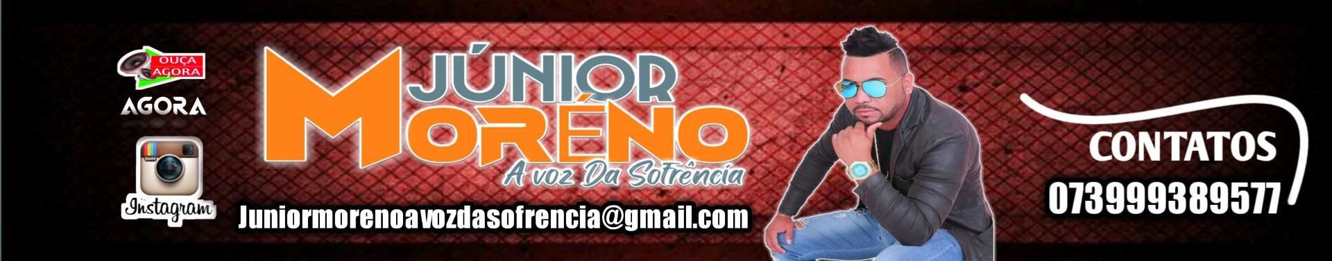 Imagem de capa de Junior Moreno A Voz Da Sofrência