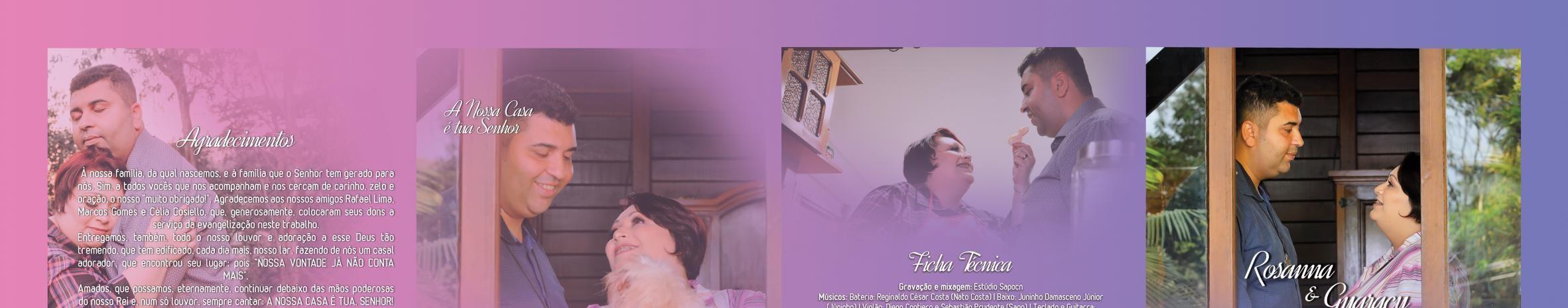 Imagem de capa de Rosanna & Guaracy