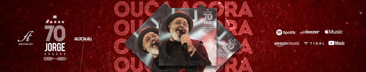 Imagem de capa de Jorge Aragão