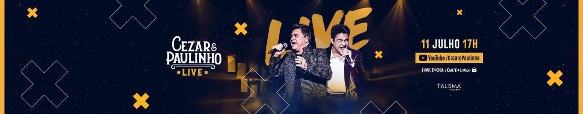 Imagem de capa de Cezar e Paulinho