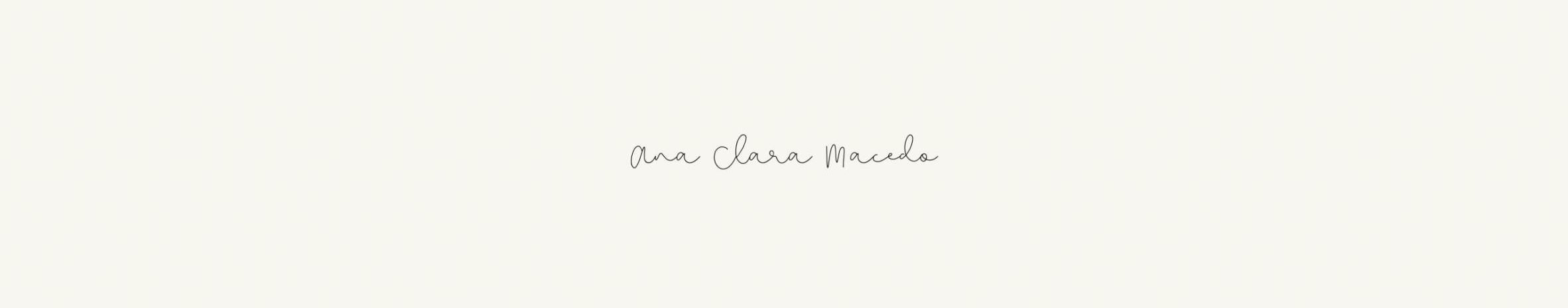 Imagem de capa de Ana Clara Macedo