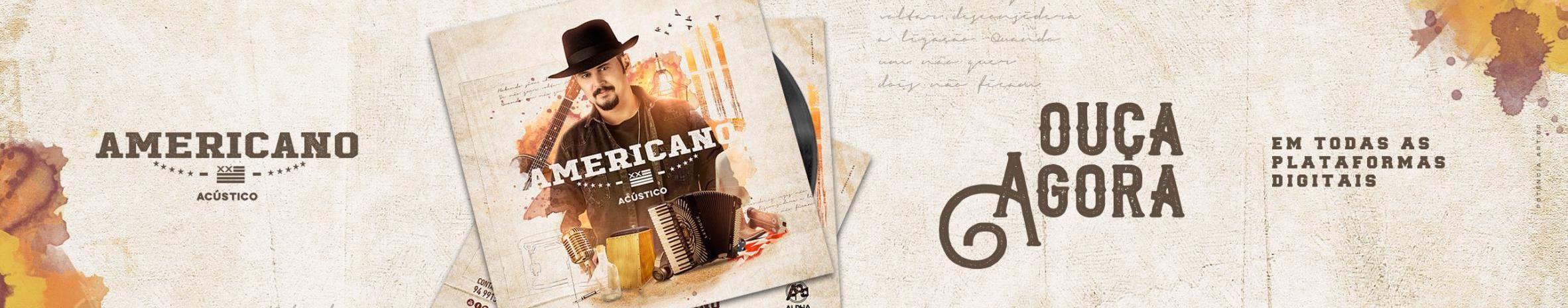 Imagem de capa de Americano