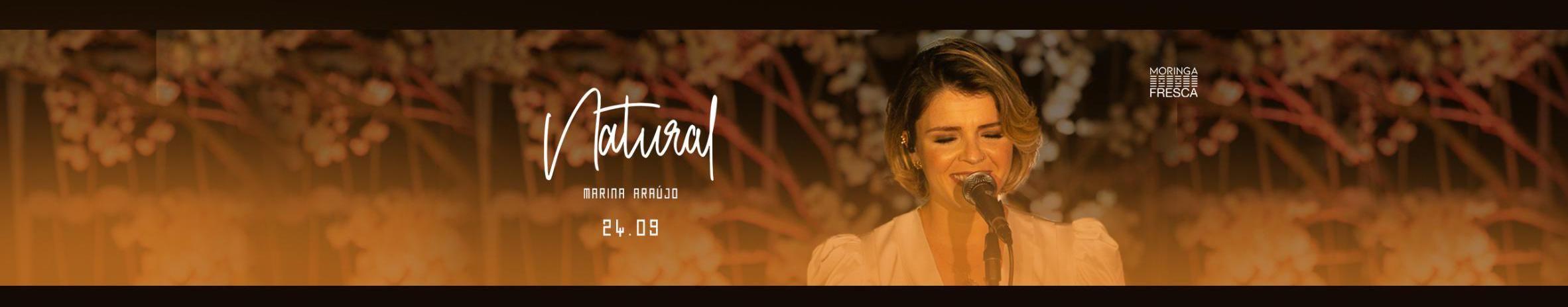 Imagem de capa de Marina Araújo