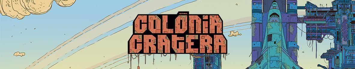 Imagem de capa de Colônia Cratera