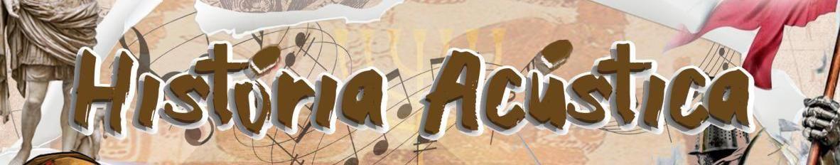 Imagem de capa de História Acústica