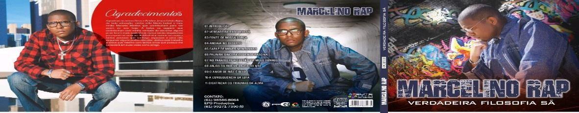 Imagem de capa de Marcelino Rap
