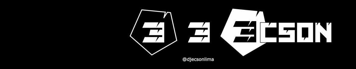 Imagem de capa de DJ ECSON LIMA