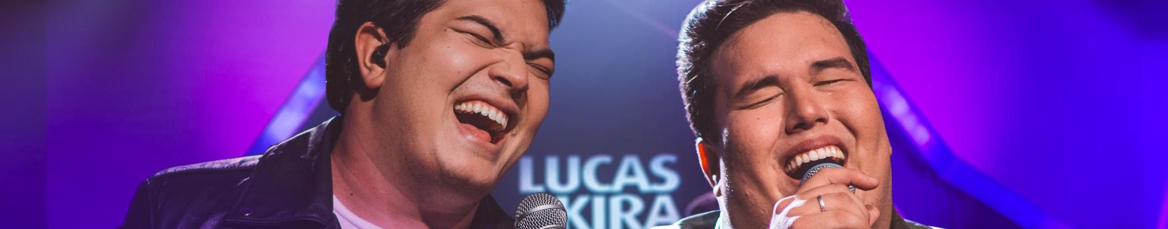 Imagem de capa de Lucas Akira e Fábio