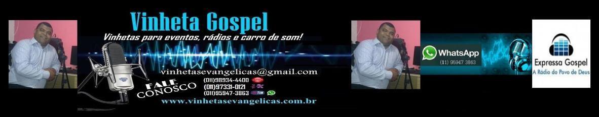 Imagem de capa de Vinhetas Gospel