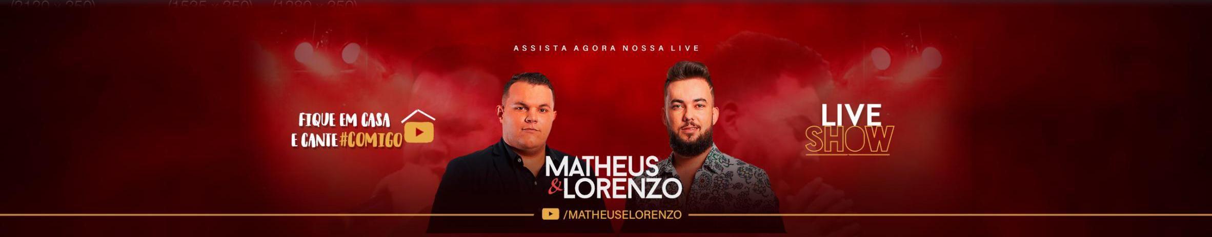 Imagem de capa de MATHEUS E LORENZO
