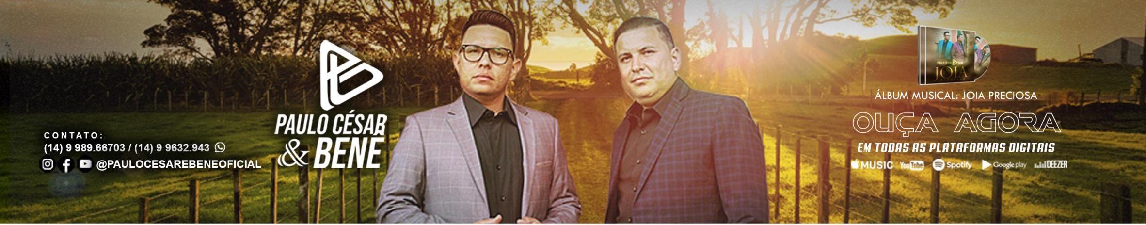 Imagem de capa de Paulo Cesar e Benê