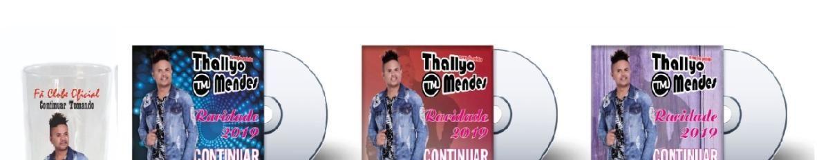 Imagem de capa de THALLYO MENDES A VOZ DA PAIXÃO