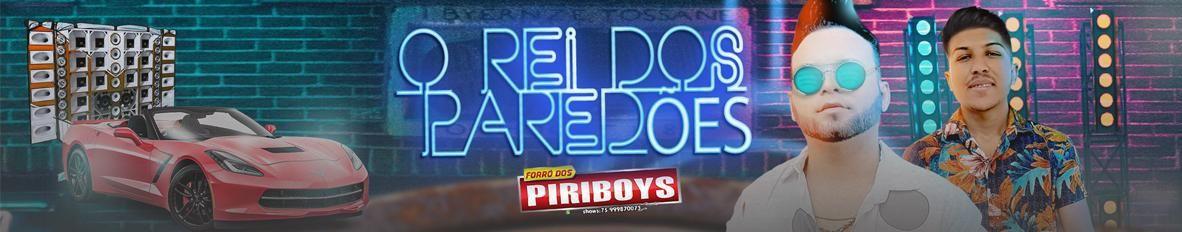 Imagem de capa de FORRO DOS PIRIBOYS O REI DOS PAREDÕES