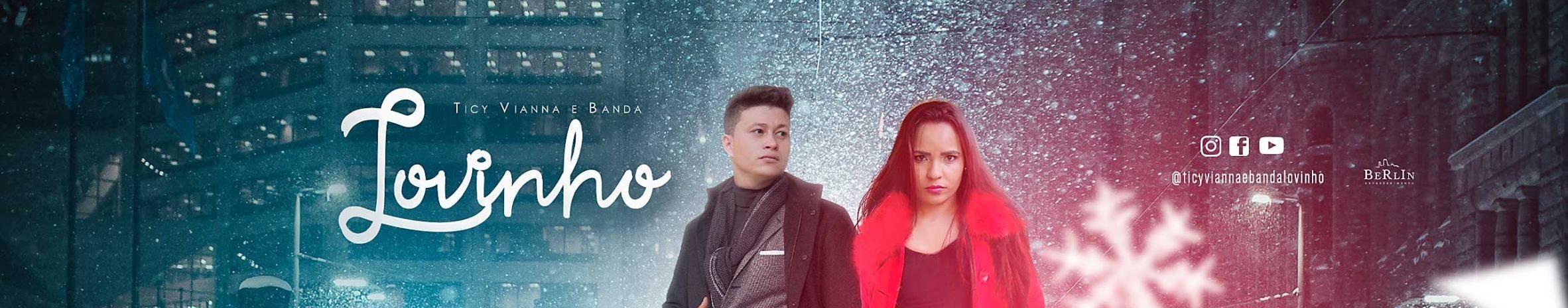 Imagem de capa de Ticy Vianna & Banda Lovinho