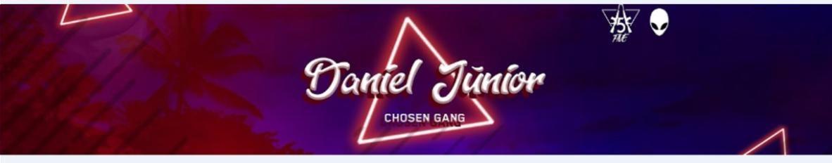 Imagem de capa de Daniel Júnior