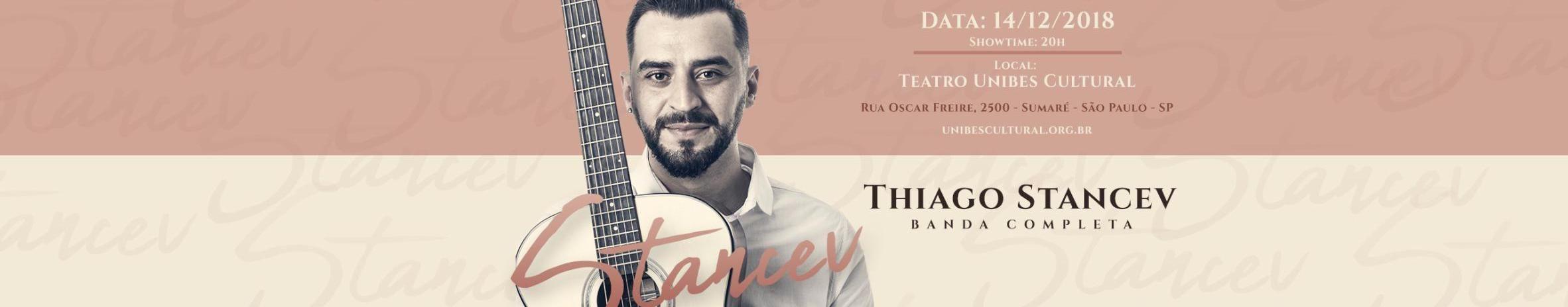 Imagem de capa de Thiago Stancev