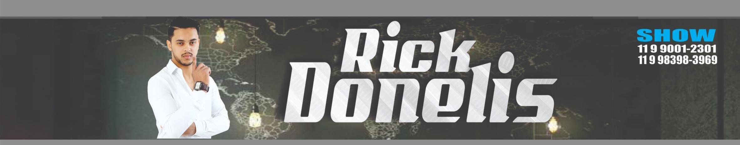 Imagem de capa de Rick Donelis Ao Vivo Ilhéus