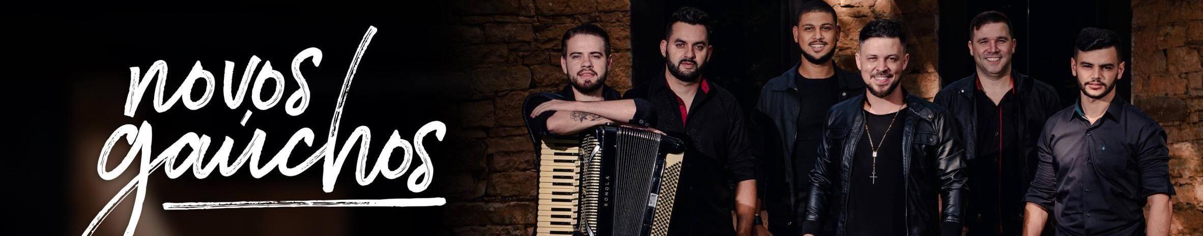 Imagem de capa de Novos Gaúchos