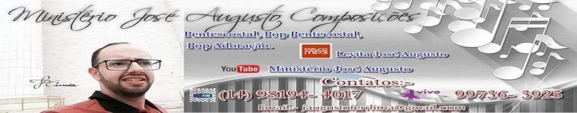 Imagem de capa de Levita José Augusto