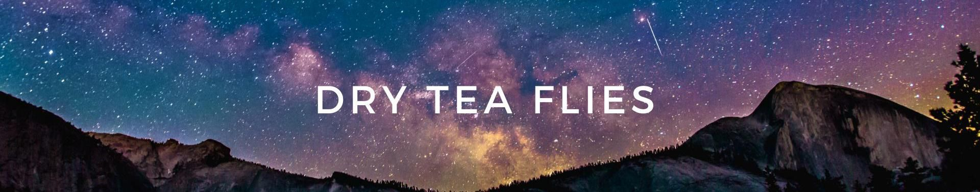 Imagem de capa de Dry Tea Flies