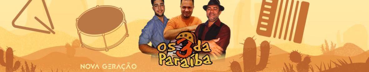 Imagem de capa de Os 3 da Paraíba