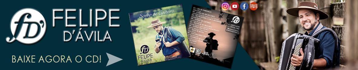 Imagem de capa de Felipe D'Ávila