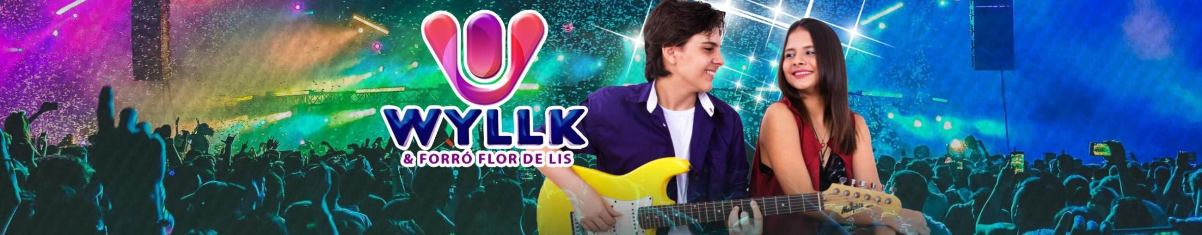 Imagem de capa de Wyllk e Forró Flor de Lis