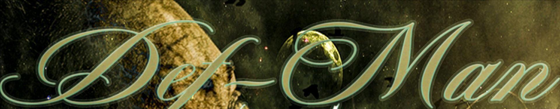 Imagem de capa de Def-man