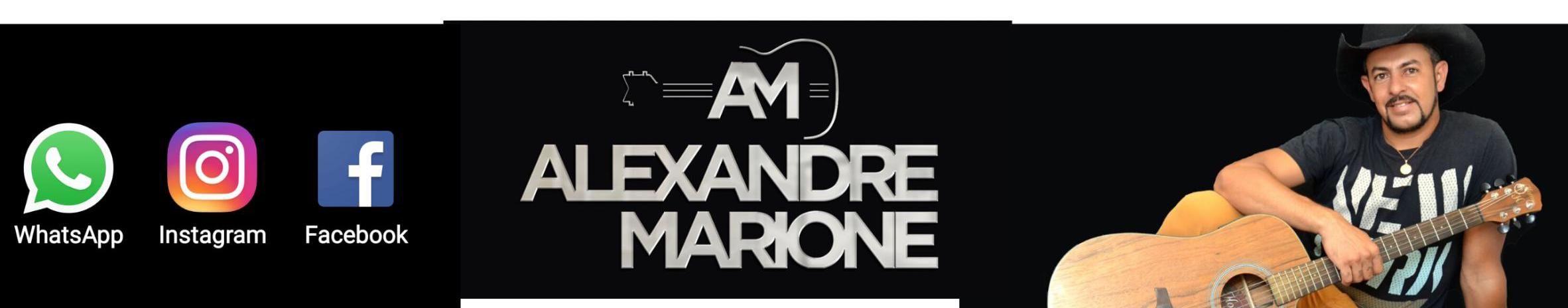 Imagem de capa de Alexandre Marione