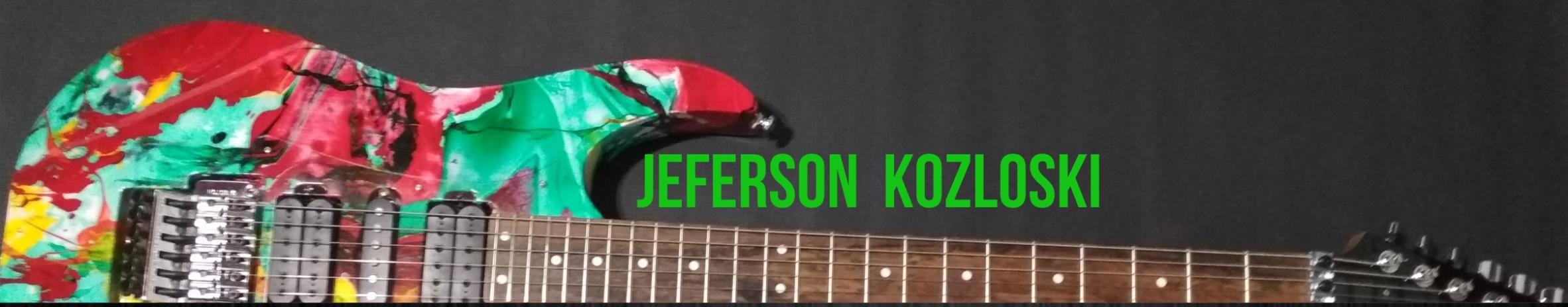 Imagem de capa de Jeferson Kozloski