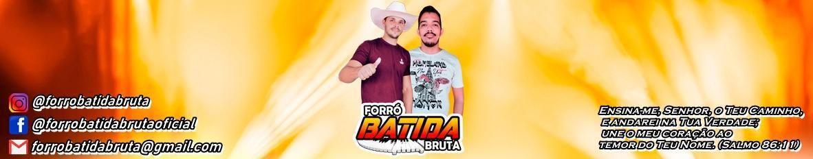 Imagem de capa de Forró Batida Bruta