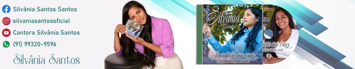 Imagem de capa de Cantora Silvânia Santos