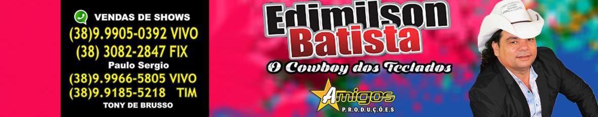 Imagem de capa de Edimilson Batista