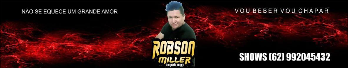 Imagem de capa de ROBSON MILLER