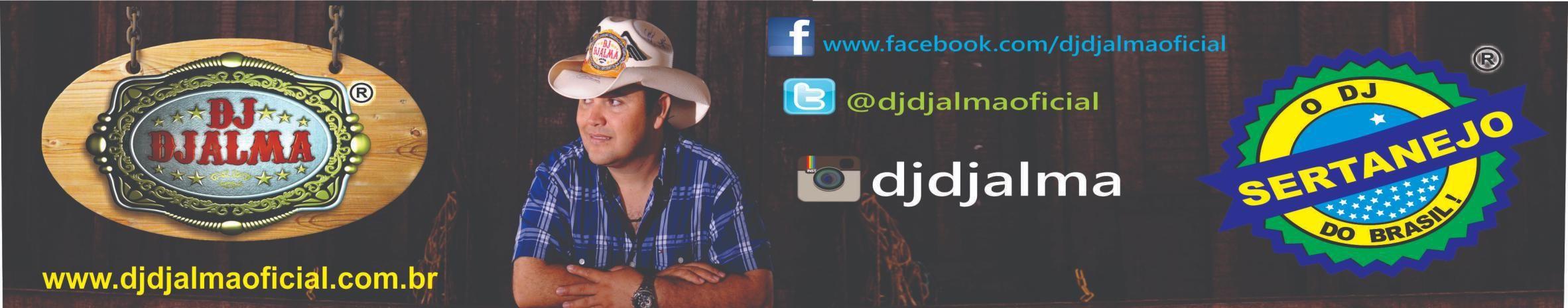 Imagem de capa de DJ  DJALMA O DJ SERTANEJO DO BRASIL