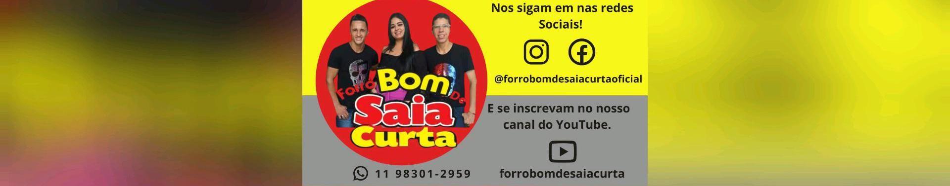 Imagem de capa de Forró Bom de Saia Curta oficial