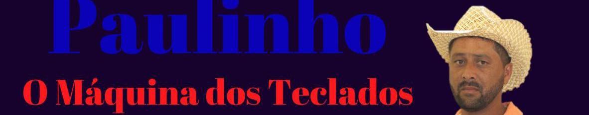 Imagem de capa de Paulinho O  Máquina dos Teclados