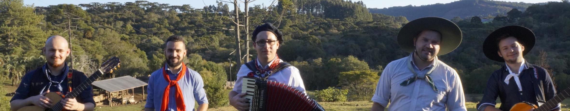Imagem de capa de Projeto Cantador