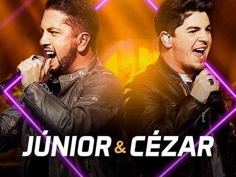 Júnior e Cézar