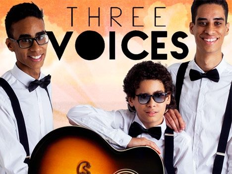 Irmãos Three Voices