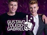 Gustavo Toledo e Gabriel