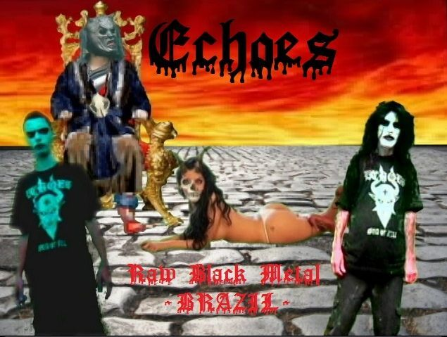 echoes raw black metal brazil