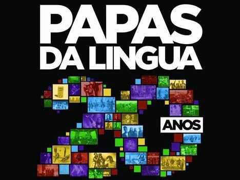 papas da lingua palco mp3